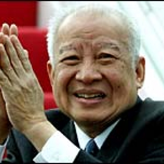 King Norodom Sihanouk