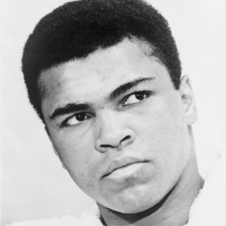 Cassius Marcellus Clay Jr.