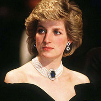 Diana Spencer Princess of Wales